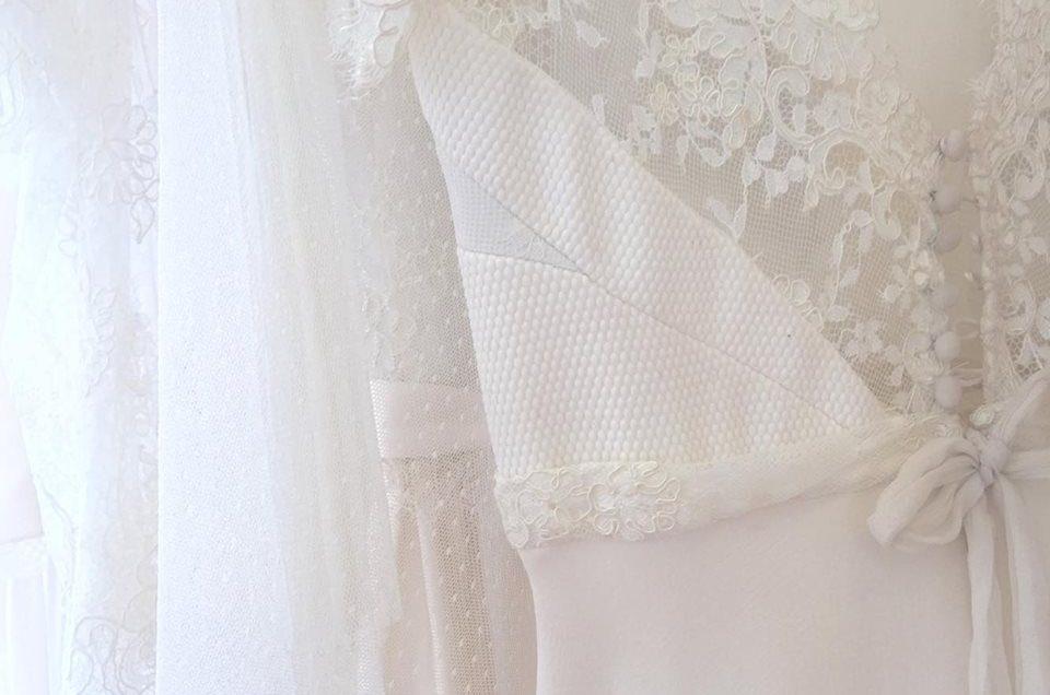 Des robes de mariée mais pas que !