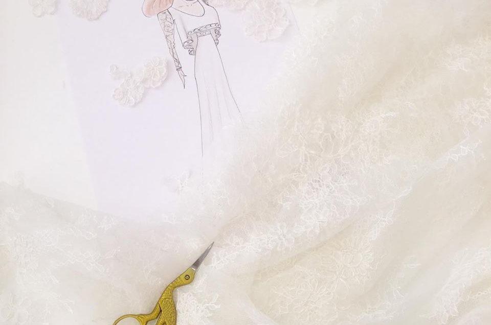 Sur mesure et robes de mariée !