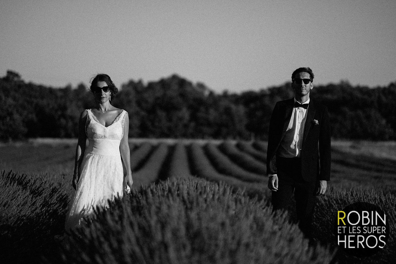 Photo de mariage - Robin et les Supers Héros