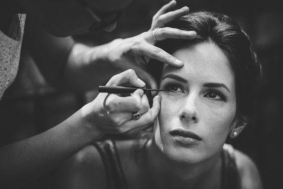 Le maquillage de mariée rêvé pour le jour J