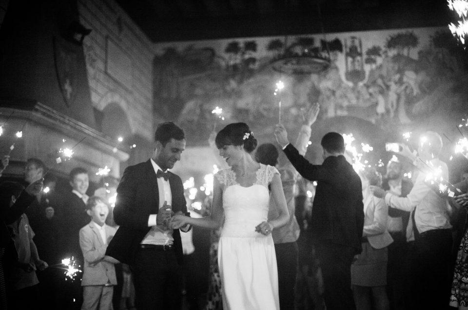 Robes de mariée & Entretien !