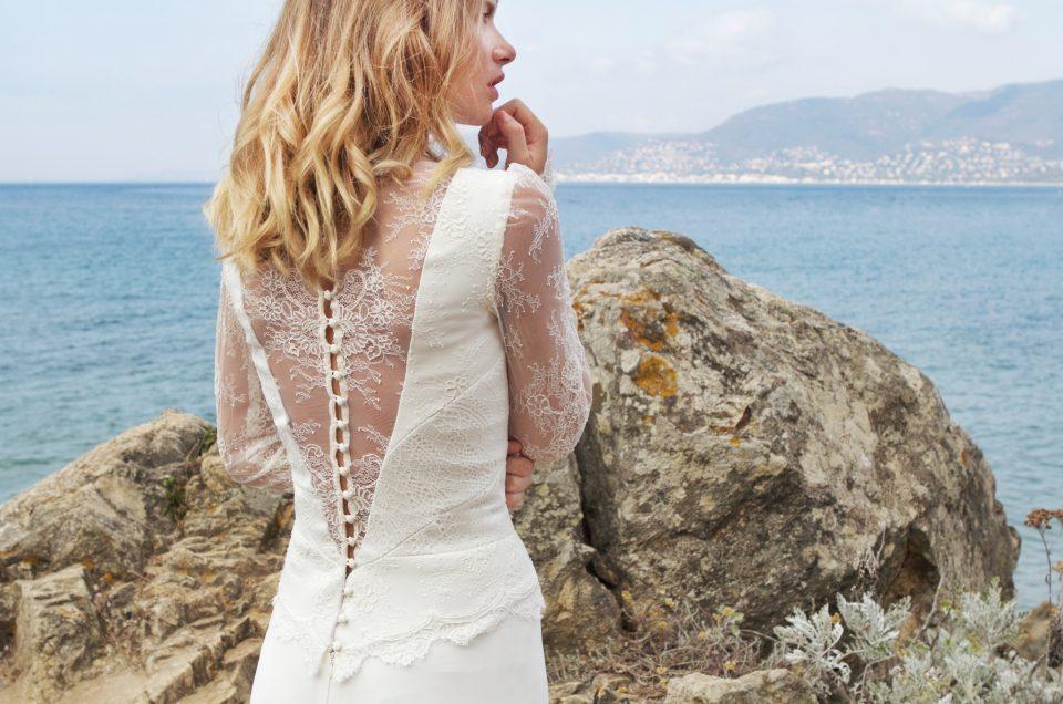 Originalité et robe de mariée, le bon mix !